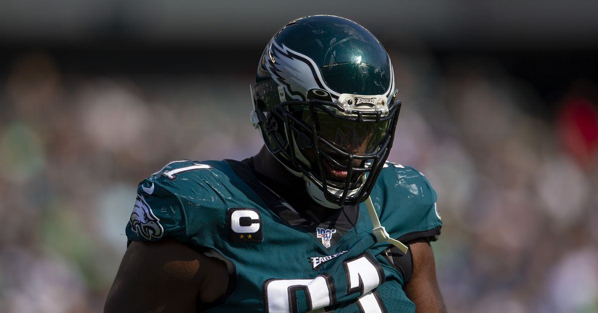 Snap counts: Eagles failing to get production from players who are getting a lot of playing time