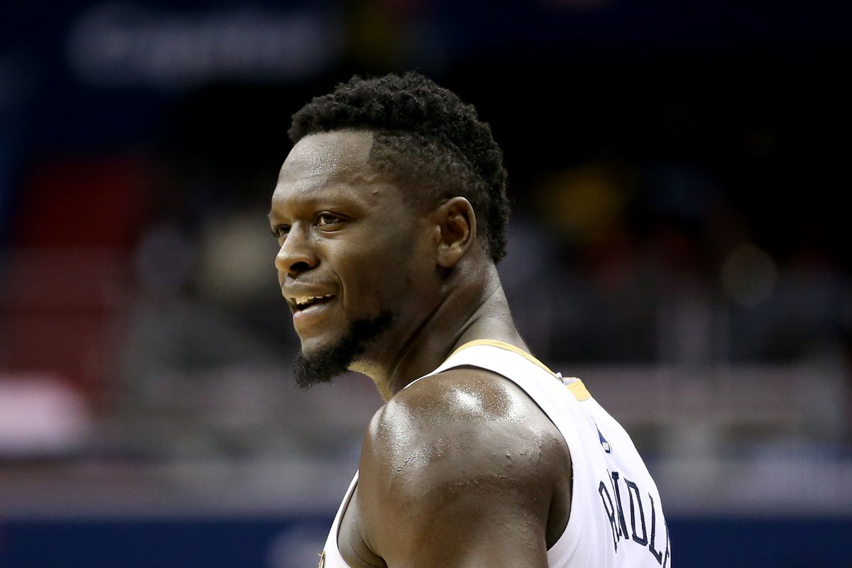 998b669107e Julius Randle wasn't surprised that the Lakers didn't re-sign him in free  agency