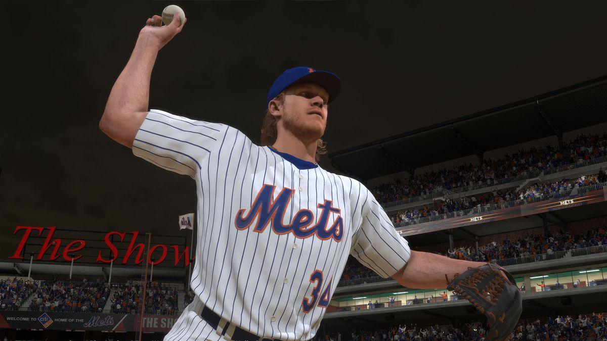 MLB The Show 17 - Noah Syndergaard