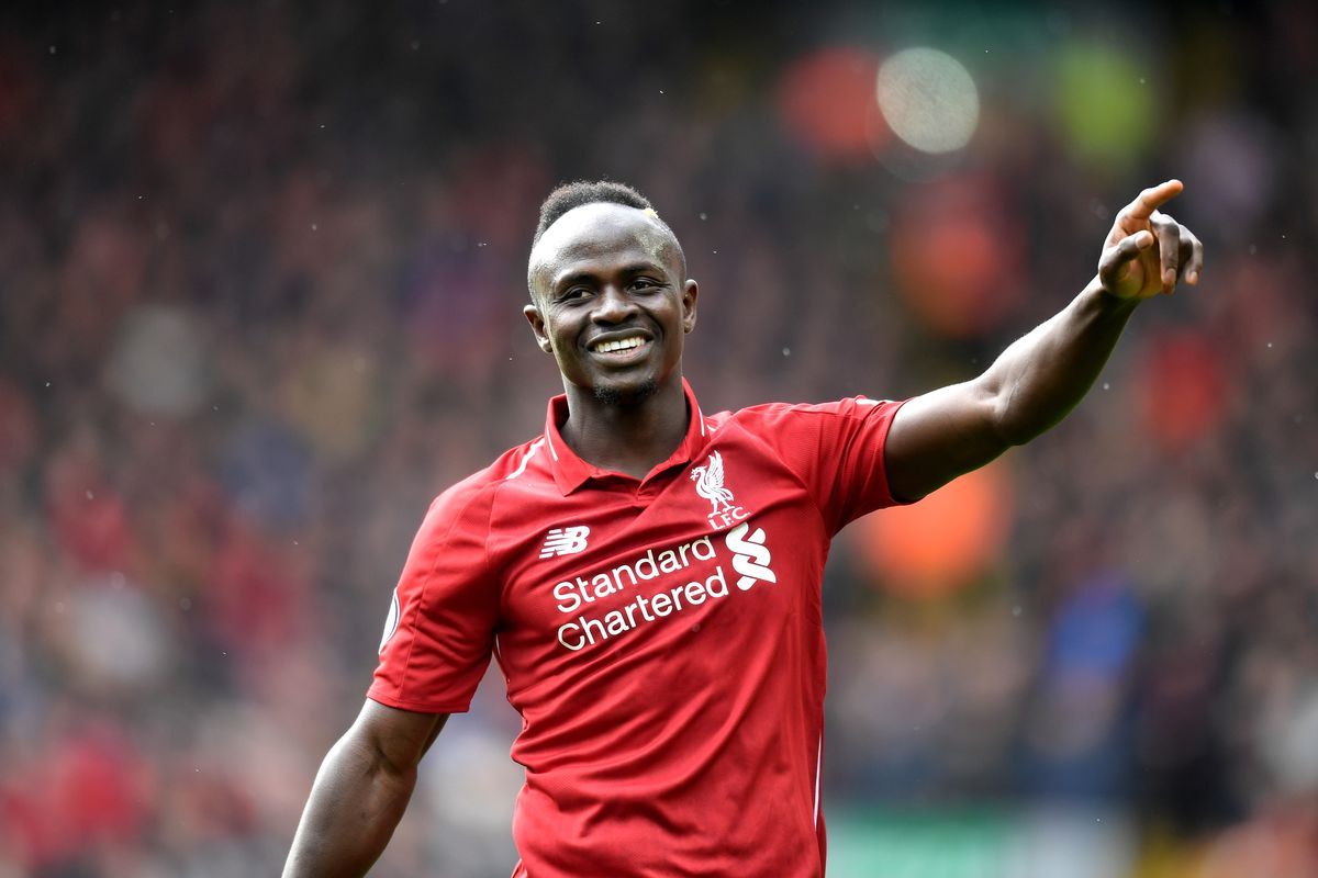 Sadio Mane - Liverpool FC - UEFA Champions League
