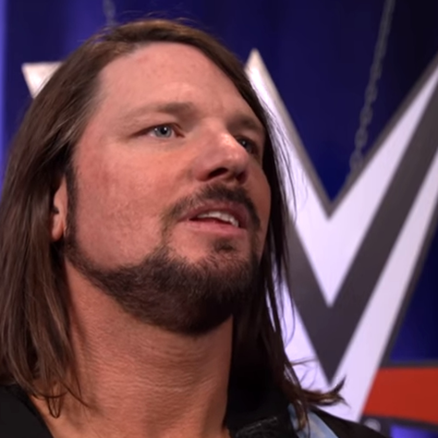 A Fun WWE Interview With AJ Styles On Jeff Jarrett Cageside Seats