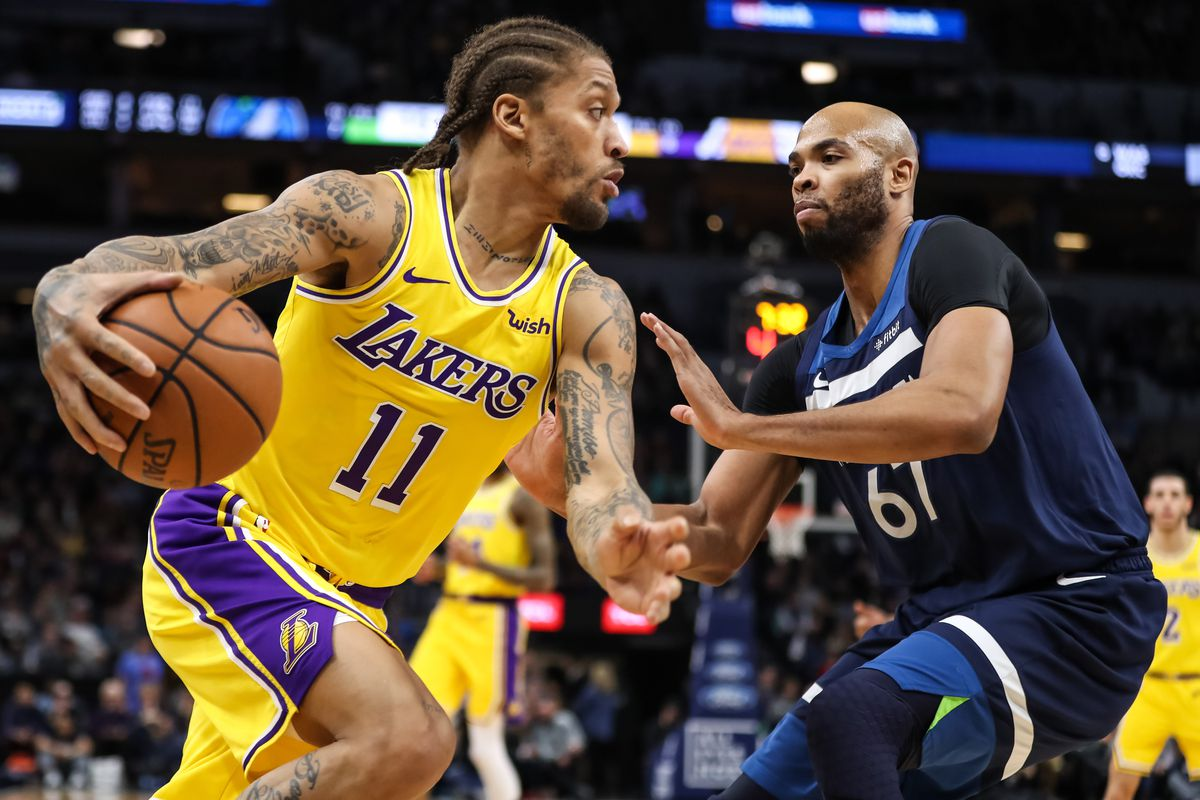 Michael Beasley Is Exactly The Spark The Lakers Needed Off