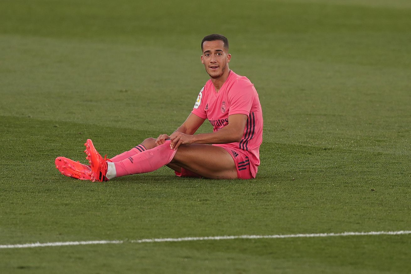 Does Lucas Vazquez deserve all the hate""