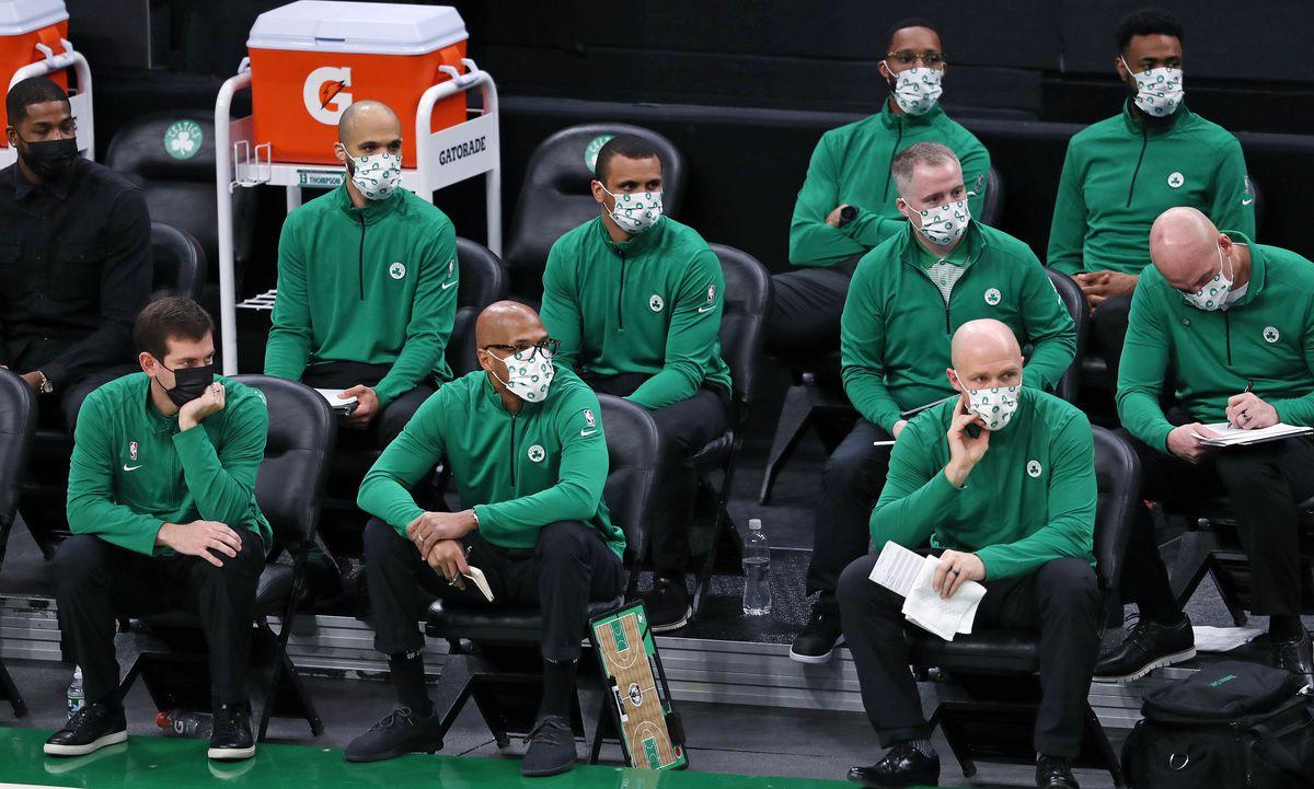 Brooklyn Nets Vs Boston Celtics at TD Garden