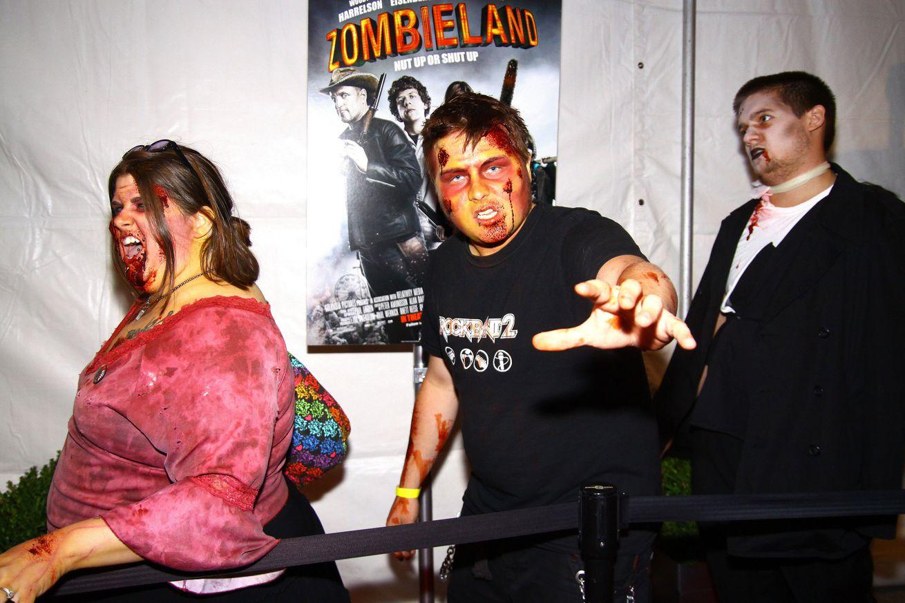 Zombieland Movie Premiere