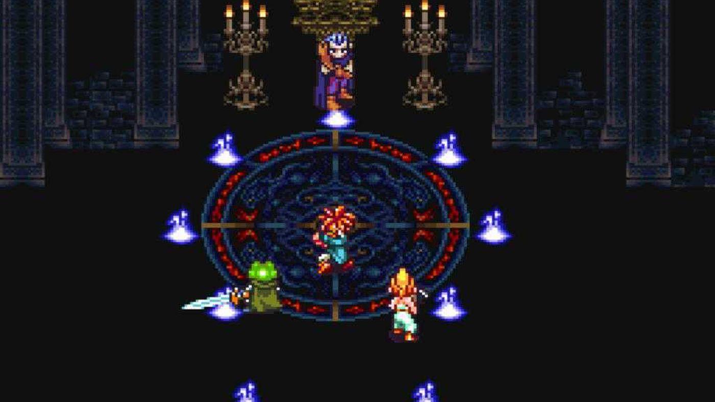 Hironobu Sakaguchi wanted Chrono Trigger to evolve in a series ...