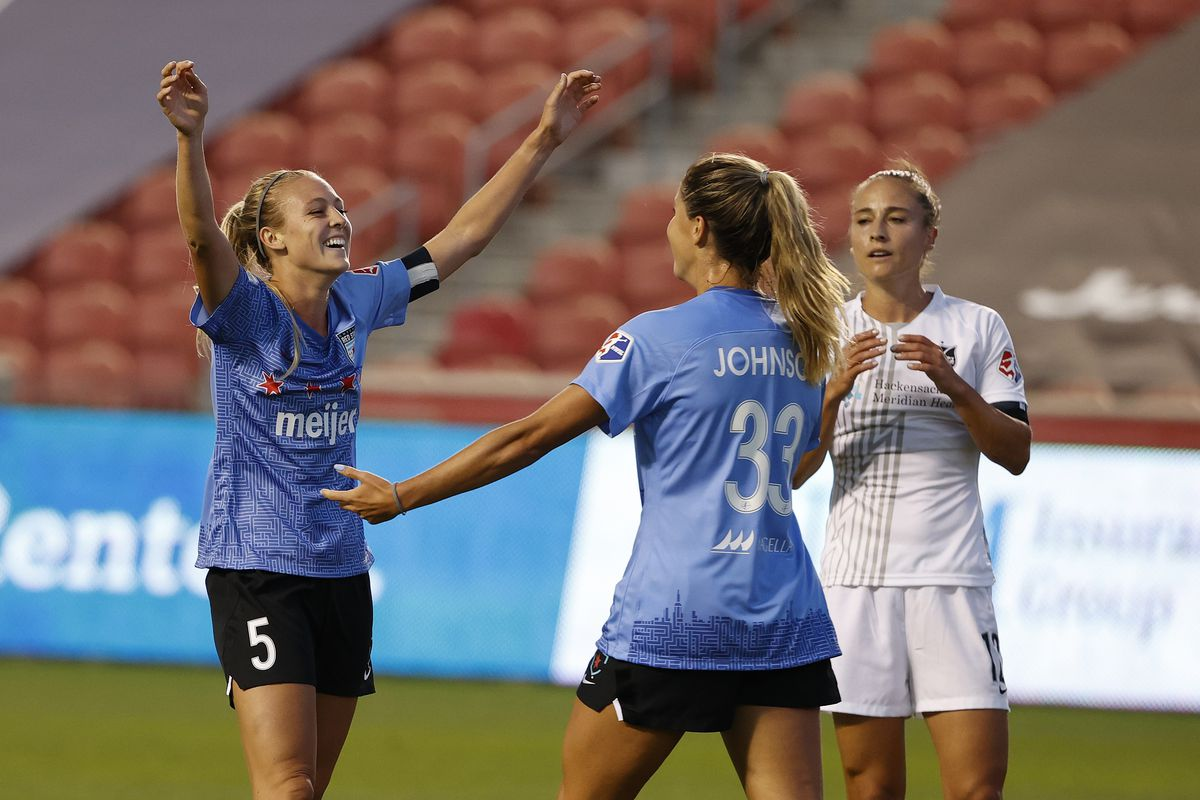 Soccer: NWSL Challenge Cup-Sky Blue vs Chicago Red Stars