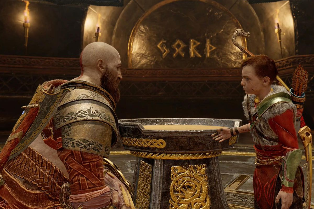 God of War guide: Behind the Lock walkthrough and collectibles - Polygon