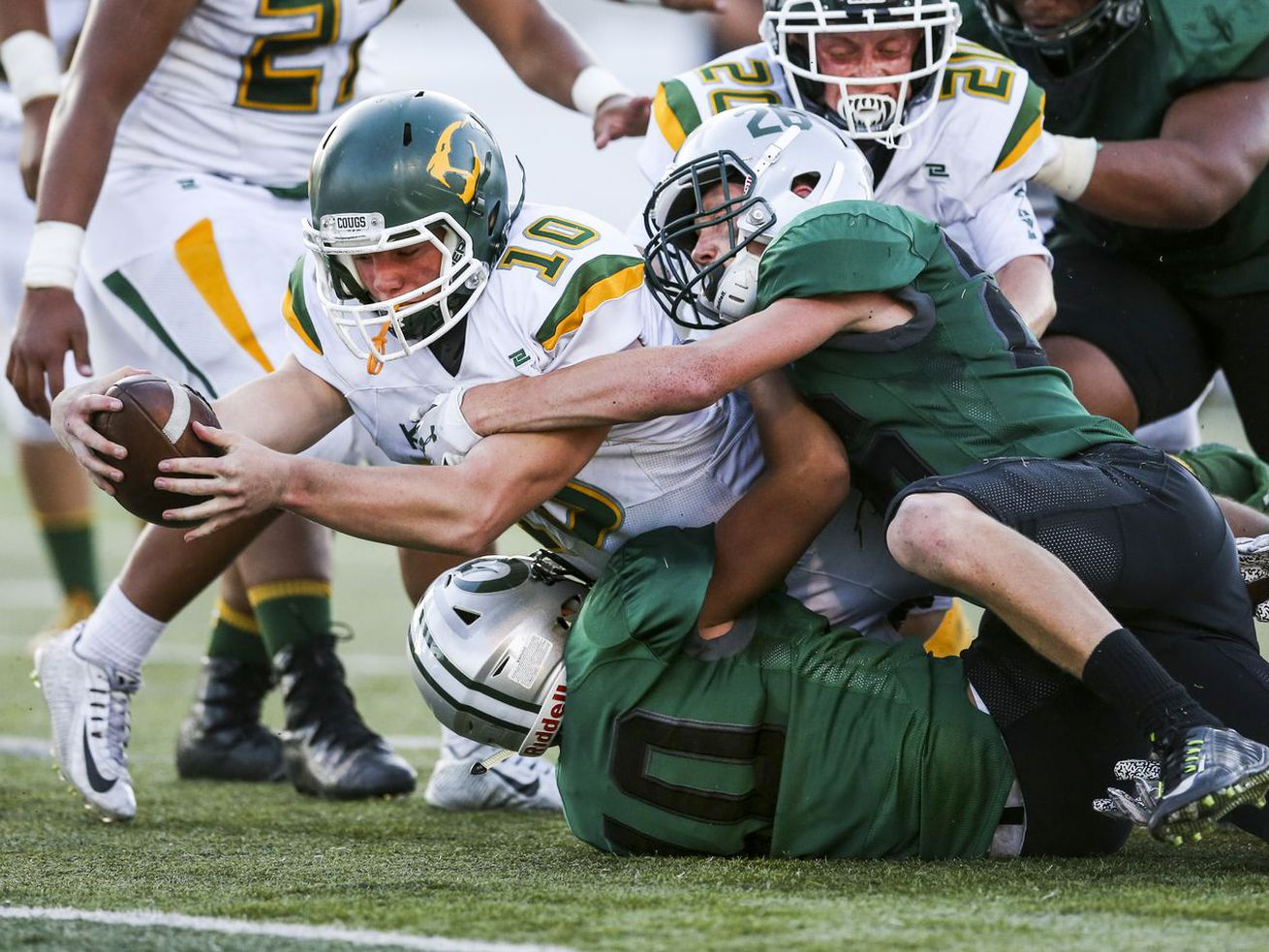 Kearns the favorite in Region 2; Cougars looking to win fourth straight region title