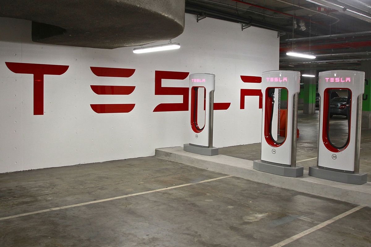 Tesla S Brickell City Centre Supercharger Location Is Open