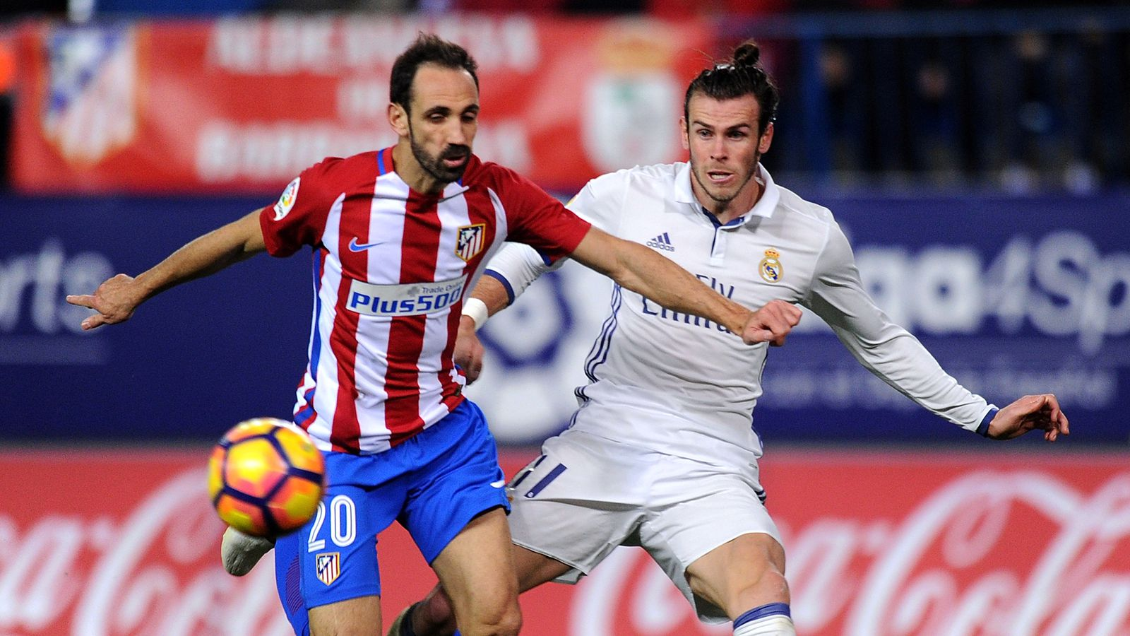 Real Vs Atletico Madrid