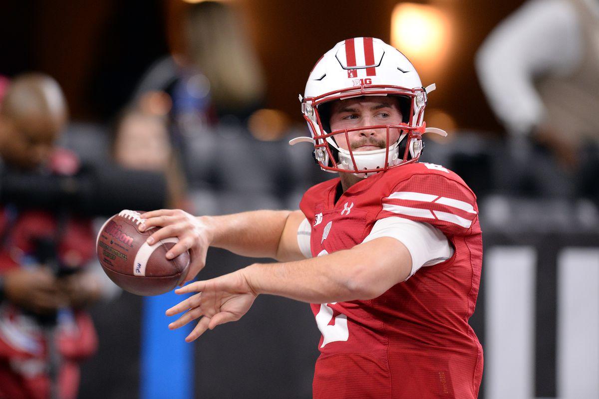 Wisconsin football 2020 returnee profile: Quarterback Chase Wolf - Bucky's 5th Quarter