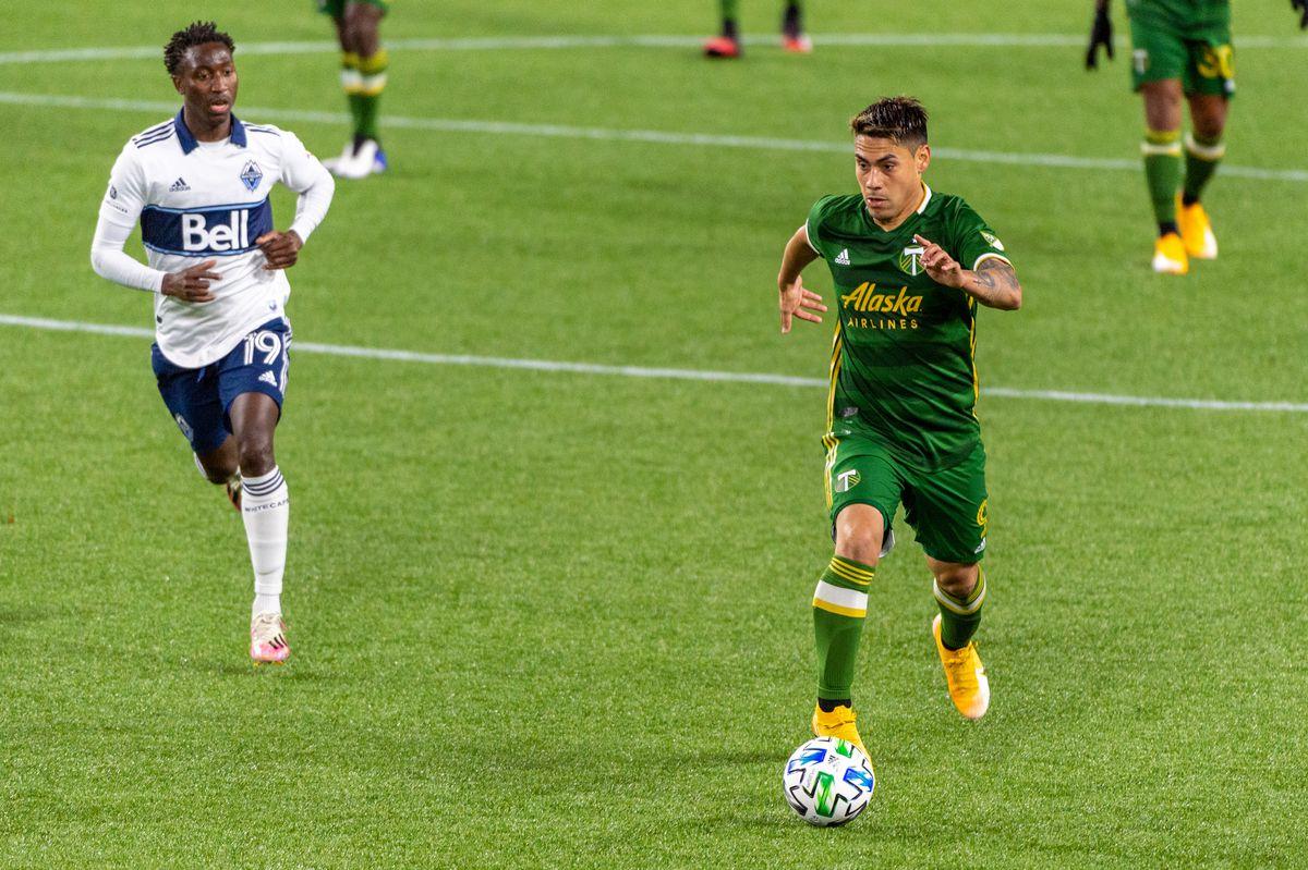 SOCCER: NOV 01 MLS - Vancouver Whitecaps FC at Portland Timbers