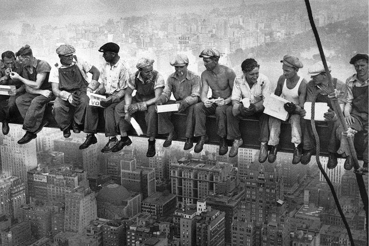"via <a href=""http://www.arlengoodphotography.com/New_York_Construction_Workers.jpg"">www.arlengoodphotography.com</a>"