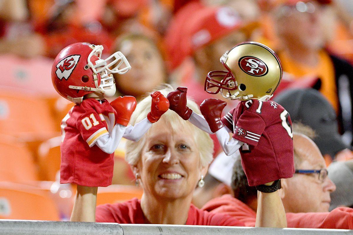 NFL: Preseason-San Francisco 49ers at Kansas City Chiefs