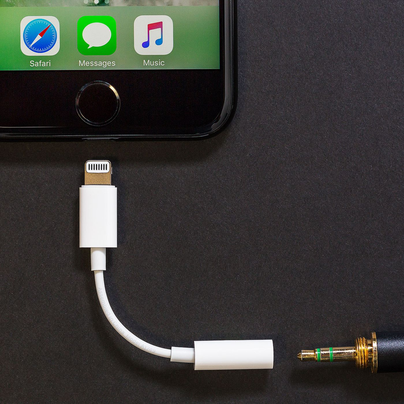 Headphone Dongles With New Iphones