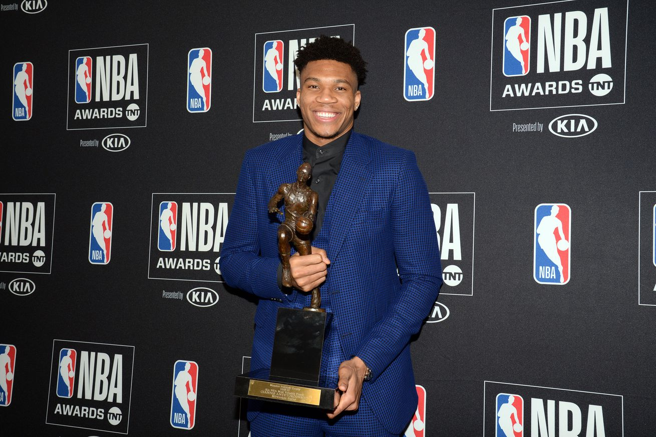 A Spurs' eye view of the 2019 NBA Awards Show