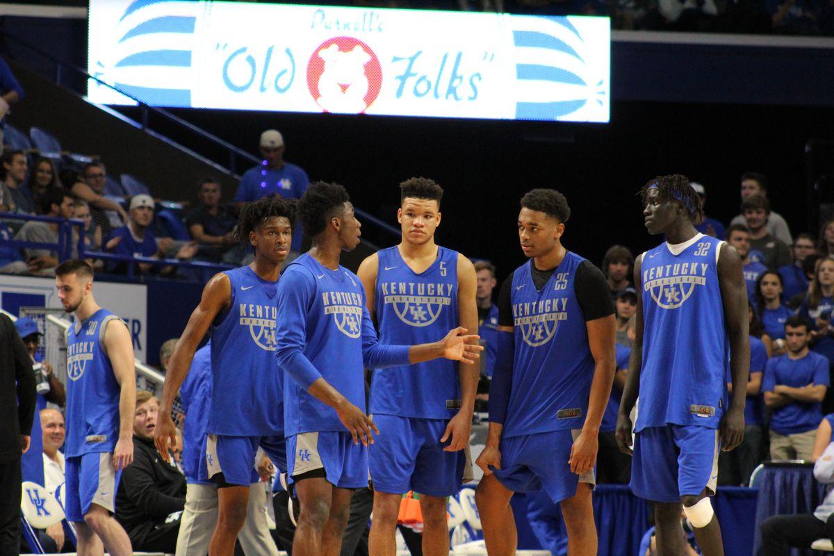 Kentucky Basketball Uk Has Second Best Odds To Win: Kentucky Basketball: The Top 3 Wins From The Regular