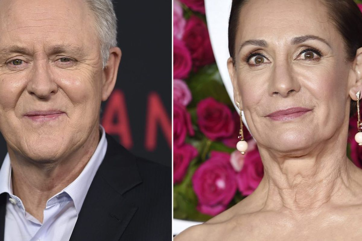 Laurie Metcalf to play Hillary Clinton on Broadway, with John Lithgow as Bill