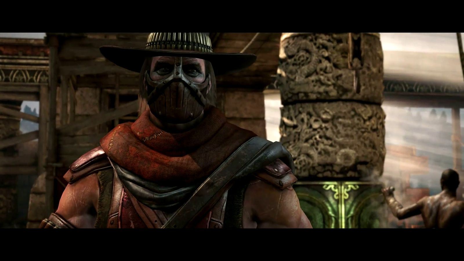 Mortal Kombat X Roster Grows With Cowboy Erron Black Polygon
