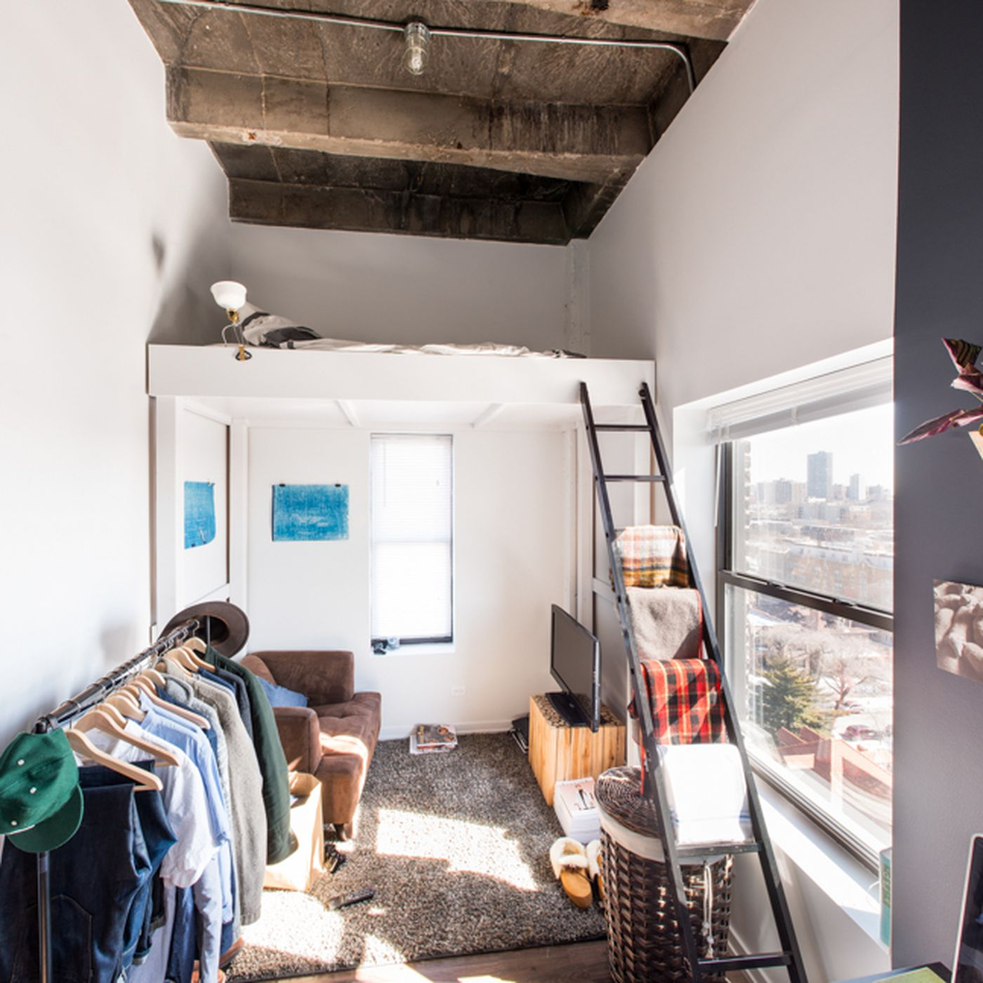 Open Thread What S The Smallest Chicago Apartment You Ve Ever Lived In Curbed