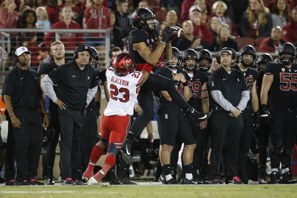 NCAA Football: Utah at Stanford