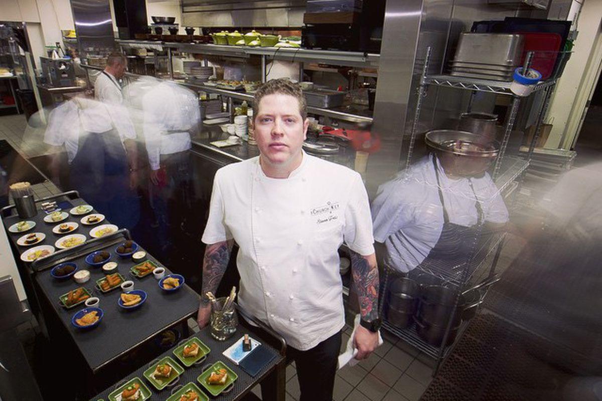 Chef Steven Fretz