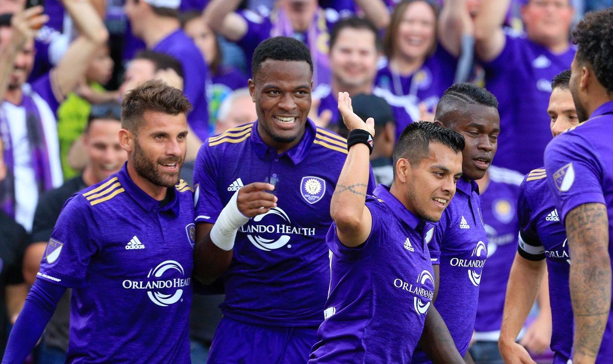 MLS: New York City FC at Orlando City SC