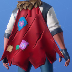 Fabled Cape, Unlocked at level 14 of the free pass