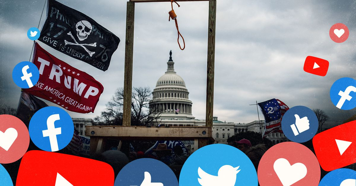 Facebook, Twitter, and YouTube bans make hate groups are harder to track