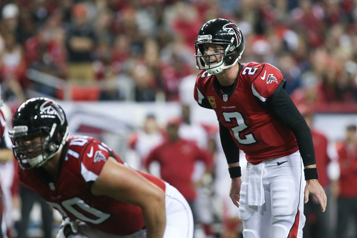 "Jake Matthews Vicious hit on Matt Ryan was ""unacceptable"" and"