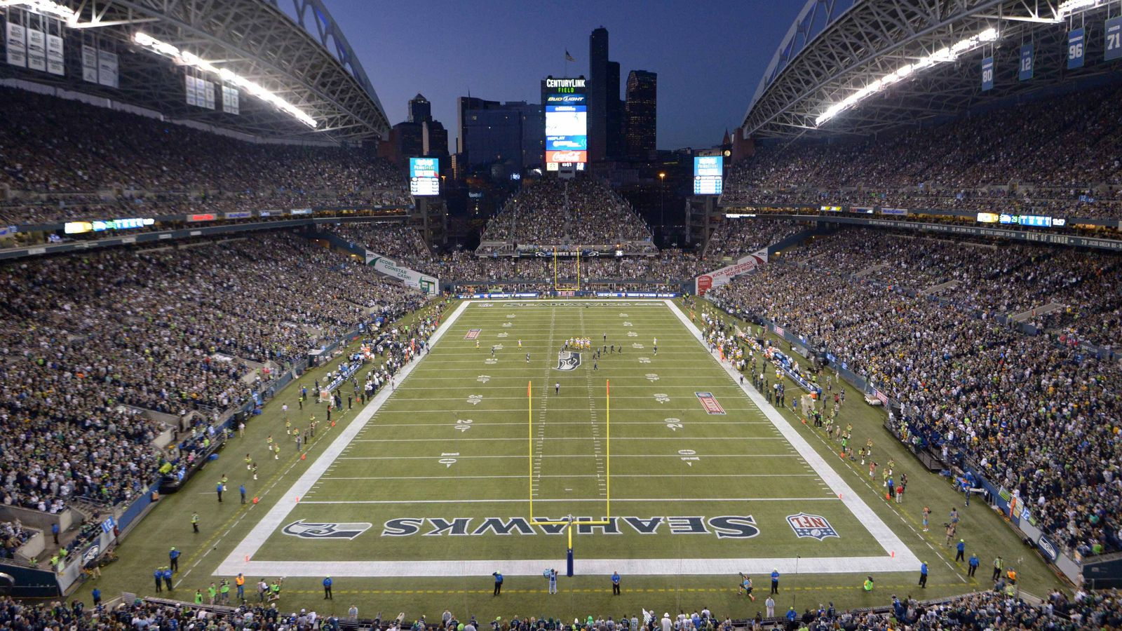 Seahawks vs. Packers: The Experience - Field Gulls
