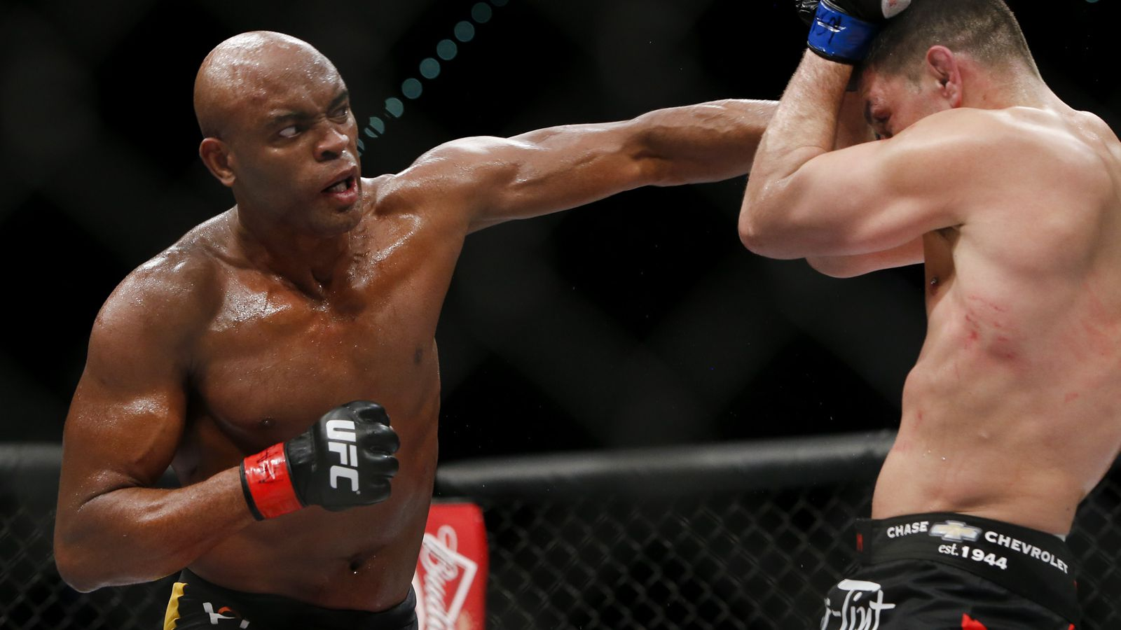Anderson Silva: Michael Bisping is a 'big test' before ...