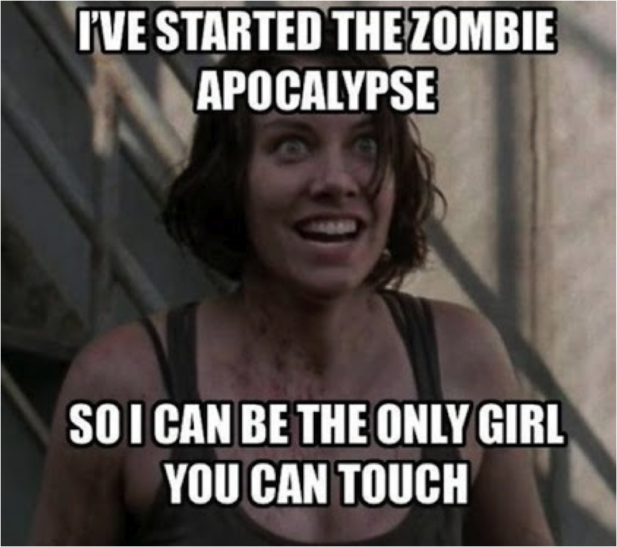42 More Hilarious Walking Dead Memes From Season 3 Funny Or Die