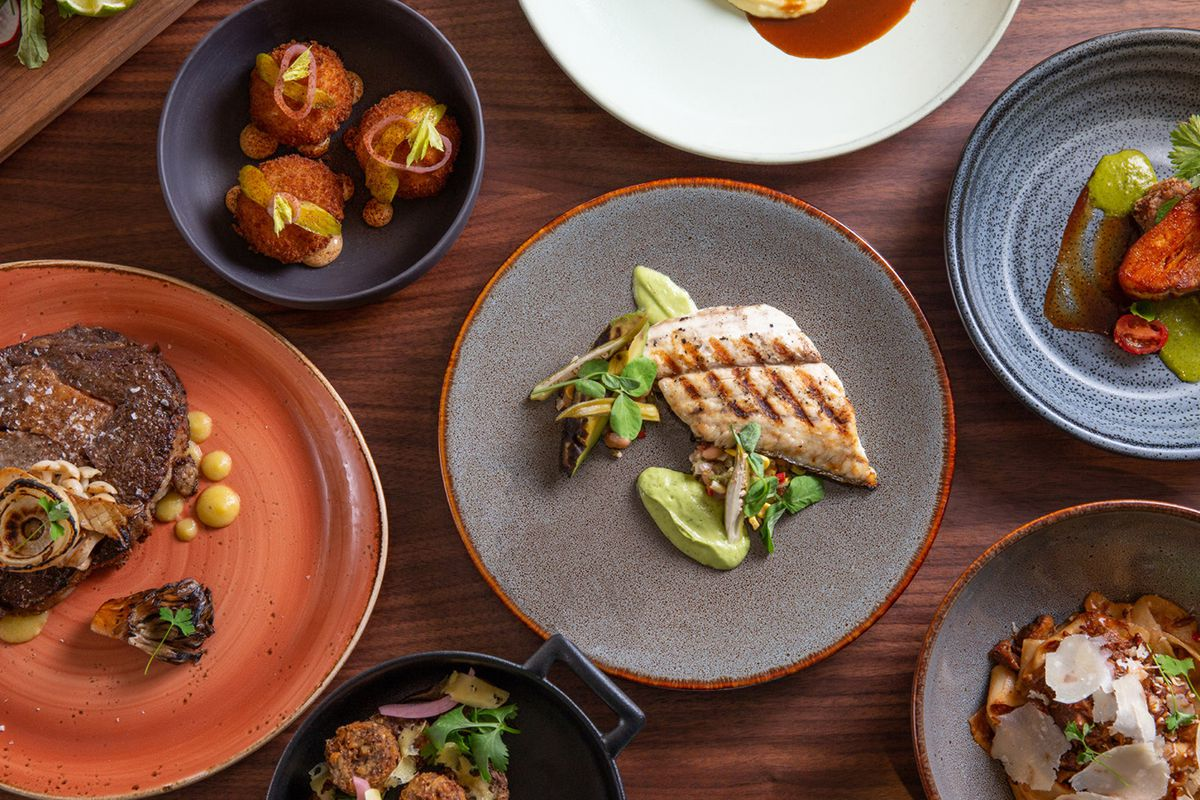 Dishes from Ciclo