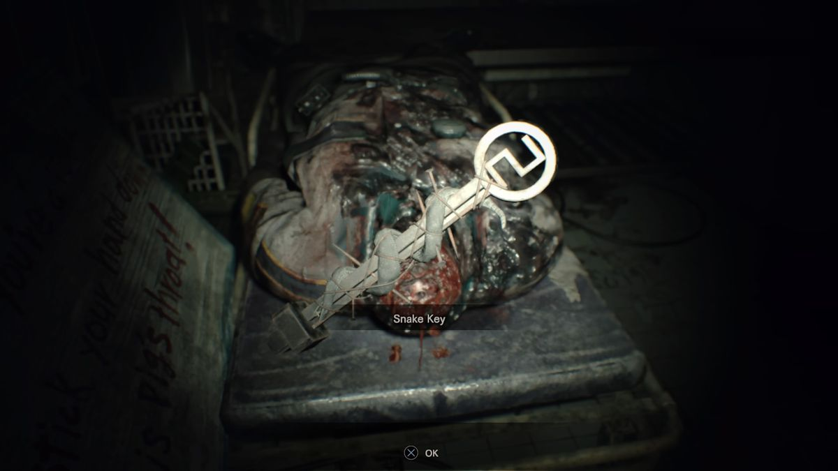 resident evil 7 biohazard walkthrough 4-0 testing area (all