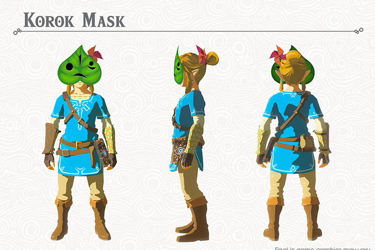 The Legend Of Zelda Breath Of The Wild S First Dlc Pack