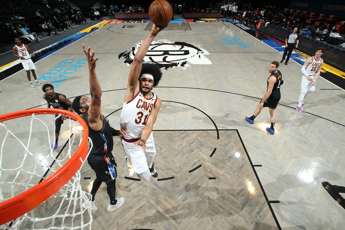Cleveland Cavaliers v Brooklyn Nets