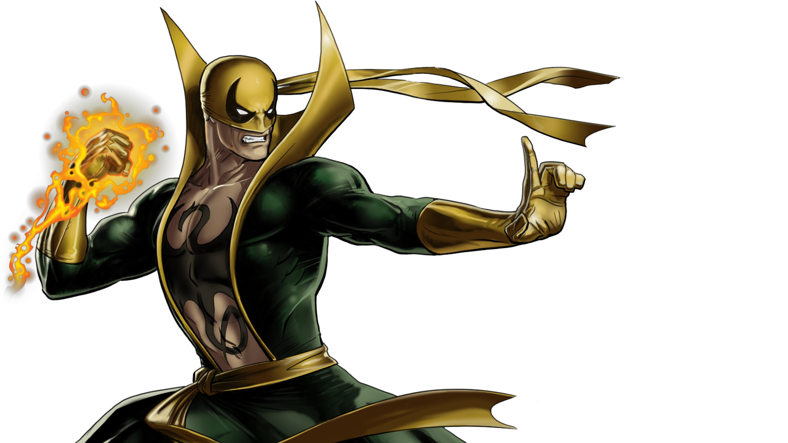 Who is marvels iron fist