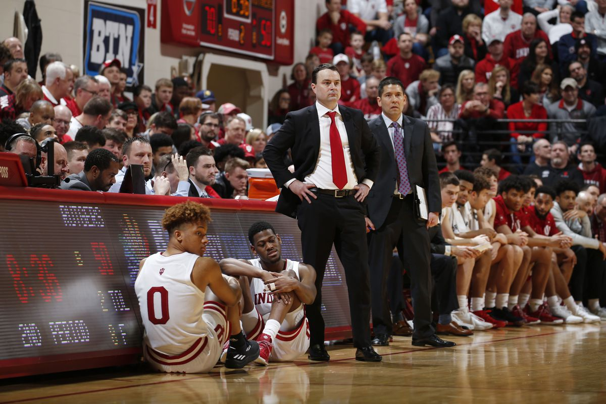 Official 2019 20 Indiana Hoosiers Basketball Schedule Bt