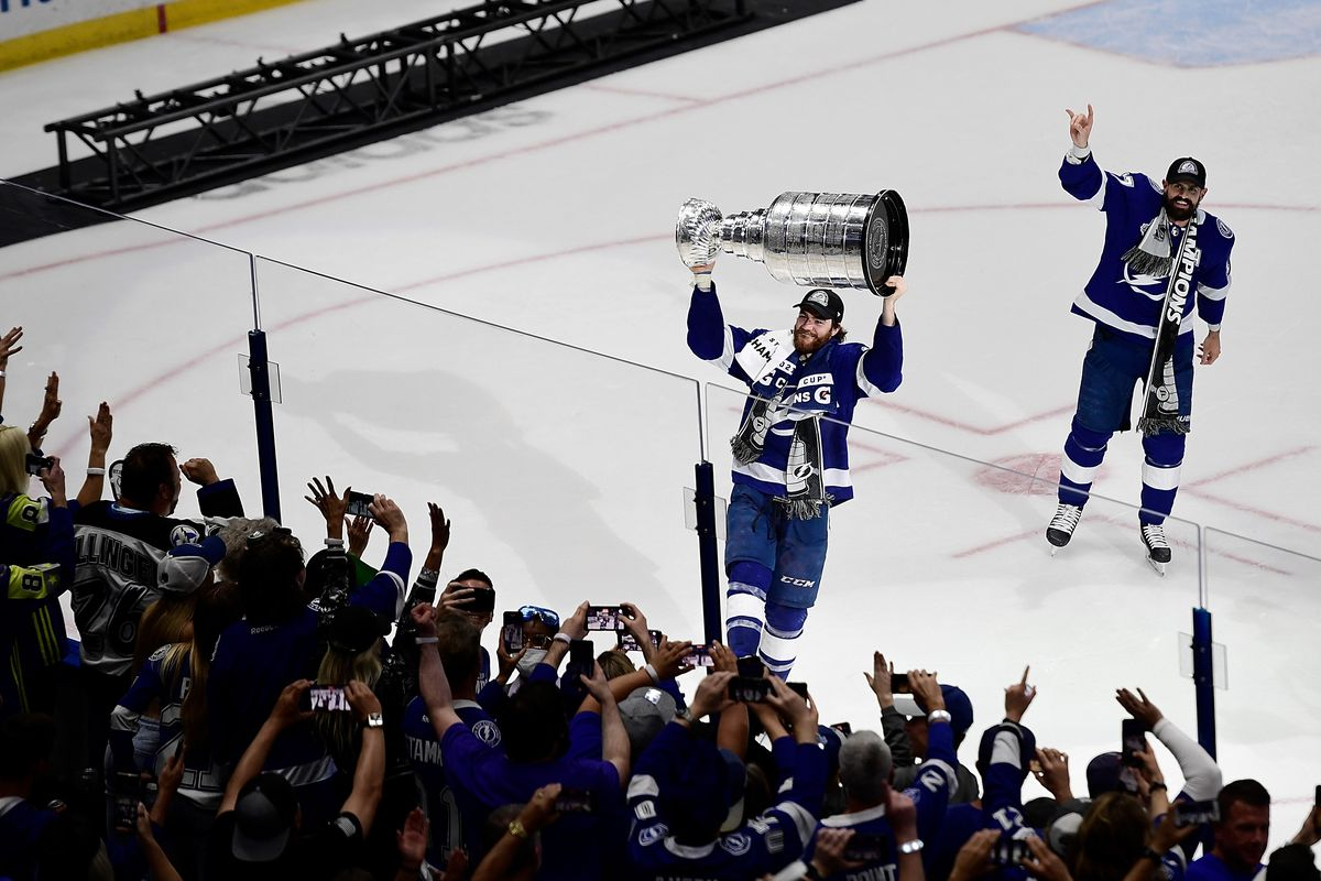 NHL: Stanley Cup Final-Montreal Canadiens at Tampa Bay Lightning