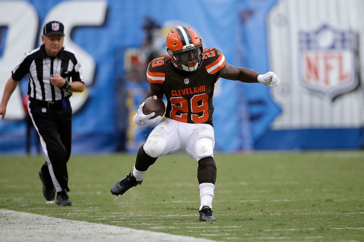 Cleveland Browns v San Diego Chargers