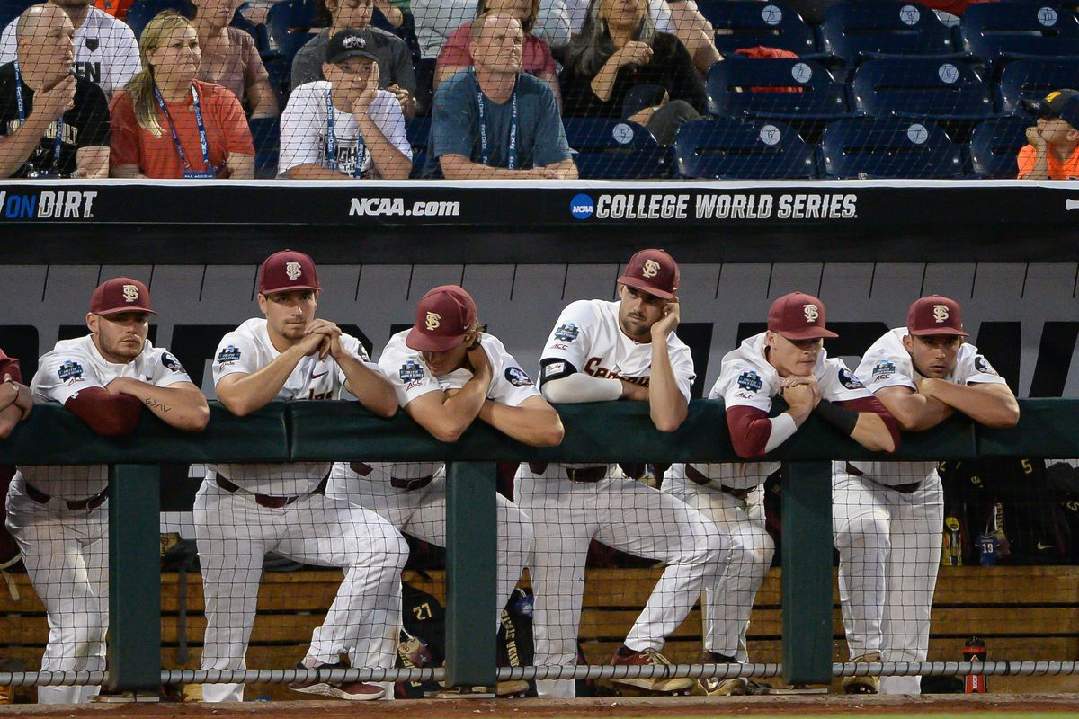 3 Up, 3 Down: Florida State's College World Series run comes to an end
