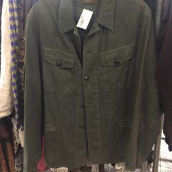 Cargo shirt, $60