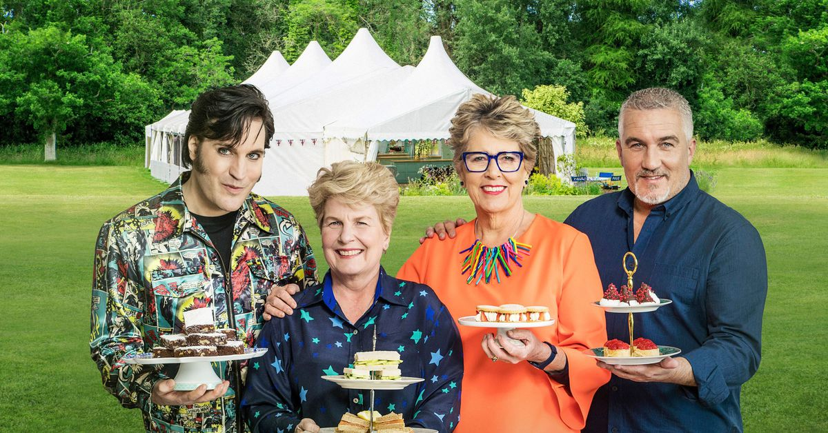 Great British Bake Off 2019: GBBO's Judges and Bakers ...