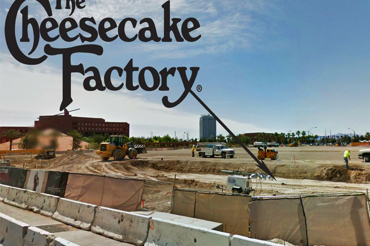 First Word Cheesecake Factory To Las Vegas Premium Outlets Eater