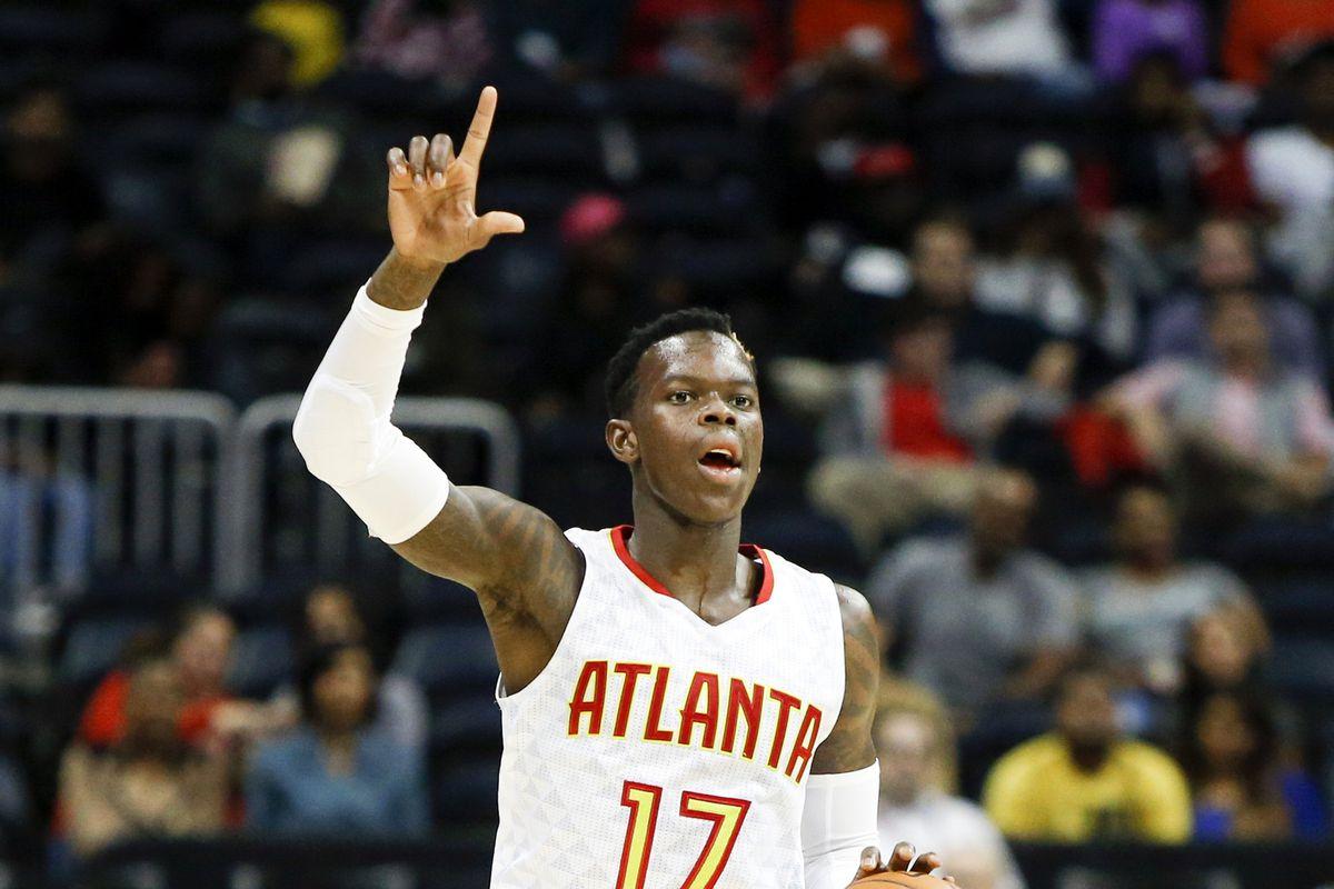 NBA: Preseason-Detroit Pistons at Atlanta Hawks