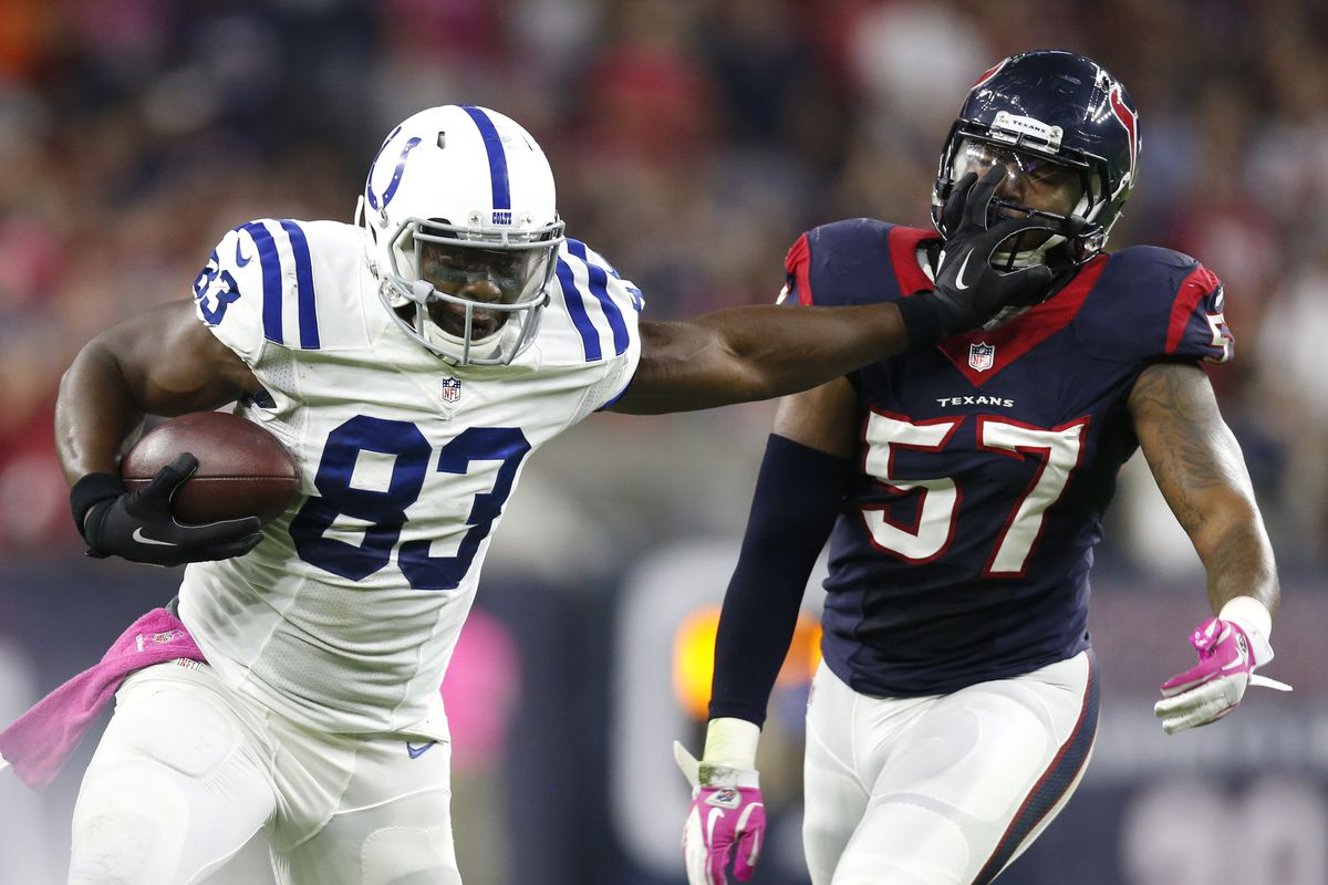 Playing the role of Dwayne Allen on Sunday will be Delanie Walker.