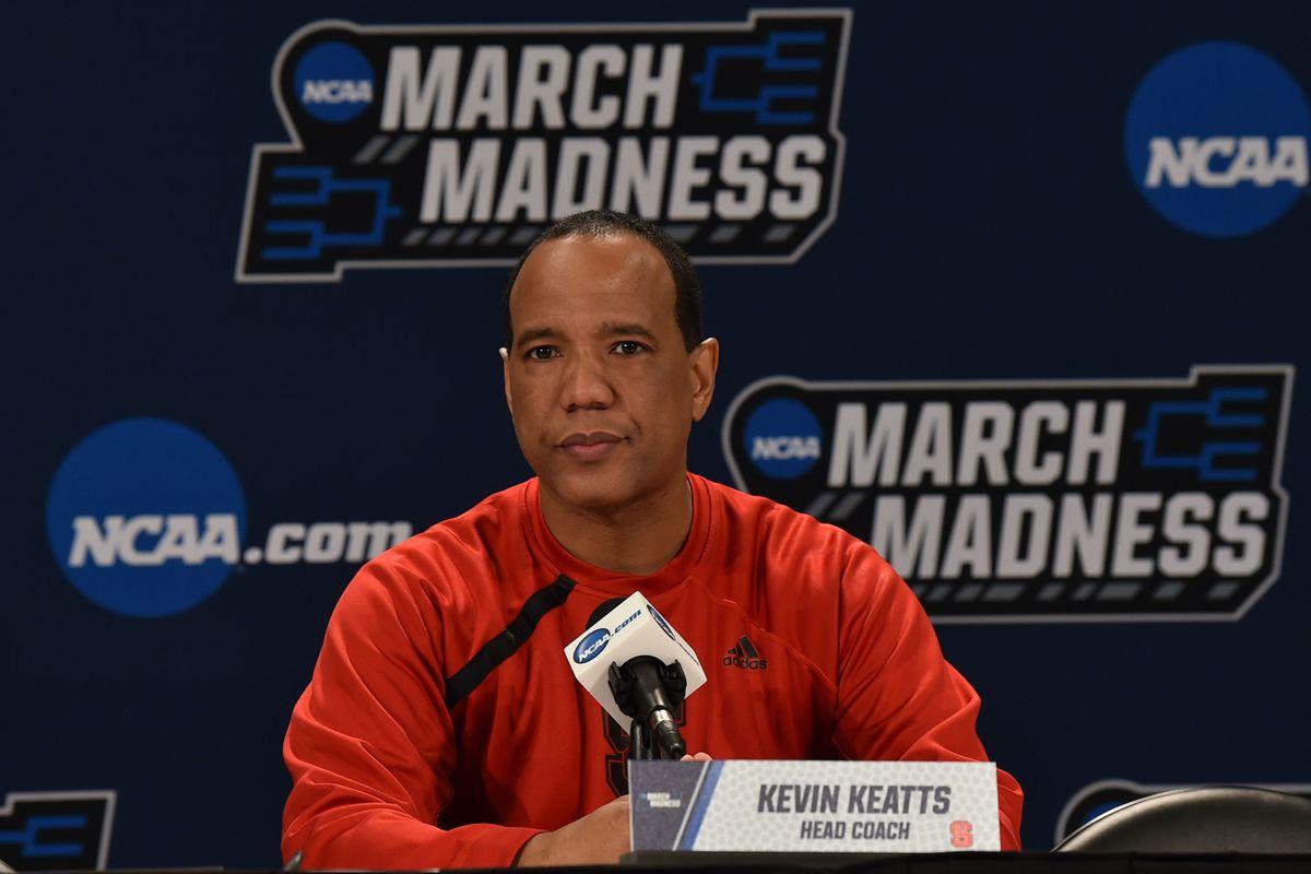 NCAA Basketball: NCAA Tournament-Wichita Practice