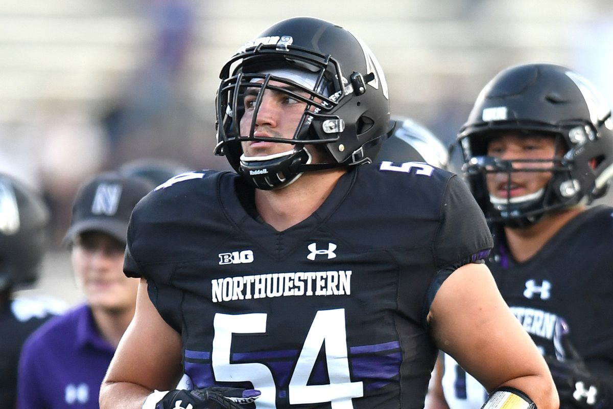 separation shoes ada08 9b3bb Counting down Northwestern's roster: 59 to 50 - Inside NU